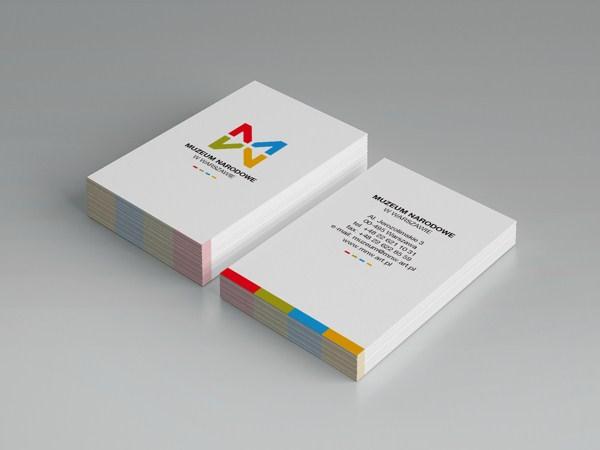 mnw rediseño marca museo nacional de varsovia