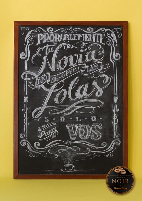 avisos tipograficos cafe bonafide