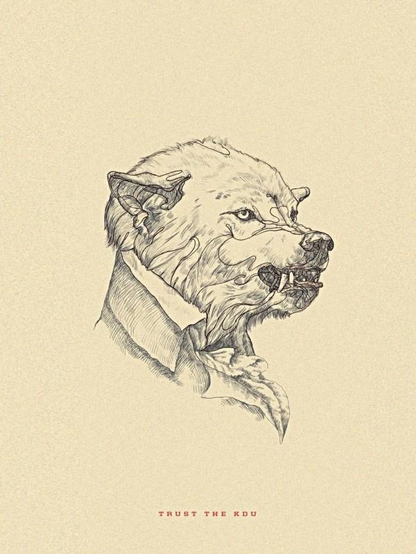 ilustraciones de oliver barrett