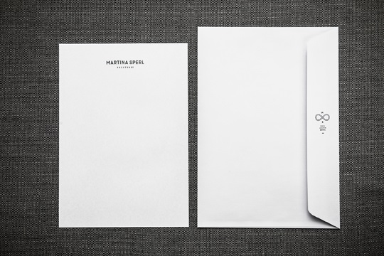 Martina Sperl branding tapiceria
